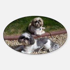 Puppies_outside Decal