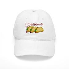 I believe in Tacos Baseball Cap