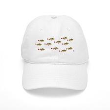 fish shoal Baseball Cap