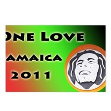 Bob Marley Tour Postcards (Package of 8)