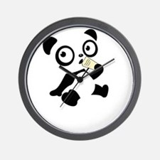 pandaHomeworkA Wall Clock