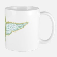 winged wheel for dark shirts Mug
