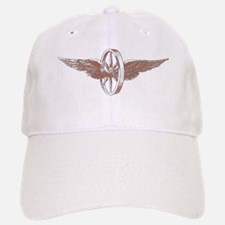 winged wheel-for light shirts Baseball Baseball Cap