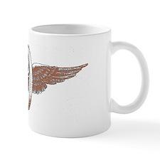 winged wheel-for light shirts Mug