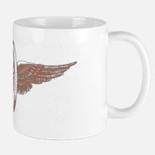 winged wheel-for light shirts Mug