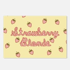 strawberry-blonde_sb Postcards (Package of 8)