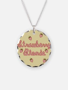 strawberry-blonde_sb Necklace