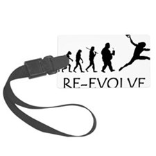 Re-Evolve Luggage Tag