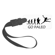 GO PALEO Luggage Tag