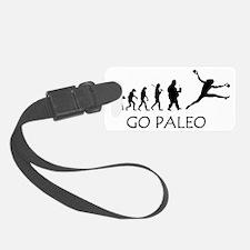 GO PALEO Luggage Tag