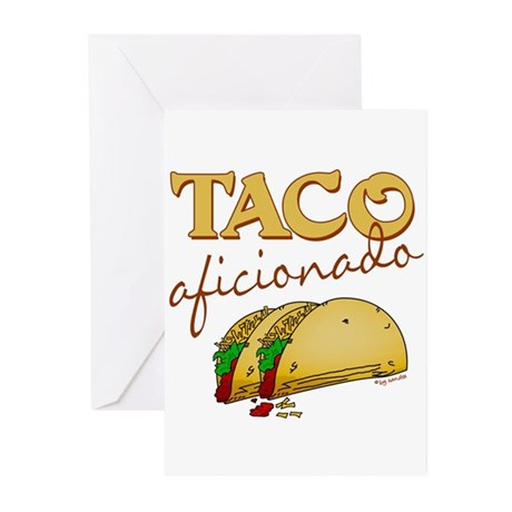 Taco Greeting Cards (Pk of 10)