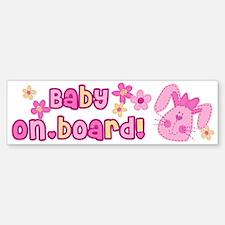 Bunny Hop Bumper Bumper Bumper Sticker