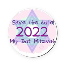 save_the_date_2022 Cork Coaster