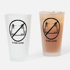 GeinieJoustwhite Drinking Glass