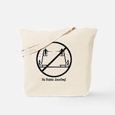 GeinieJoustwhite Tote Bag