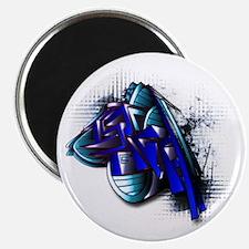 Israelgraffiti Magnet
