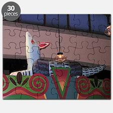 Armadillo Overhead Puzzle
