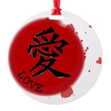 Love.HATSHIRTCARD Ornament