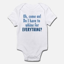 Whine for Everything Infant Bodysuit