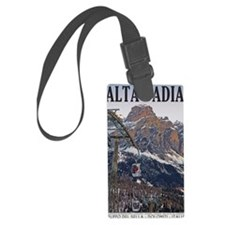 Sella Ronda - Alta Badia Gondola Luggage Tag