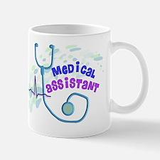 ma BLUE STETHO Mug