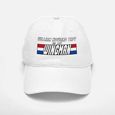 William Howard Taft is my Wingman Baseball Baseball Cap