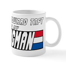 William Howard Taft is my Wingman Mug