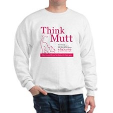 Give mixed breed a chance Sweatshirt