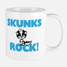 Skunks rock! Mugs