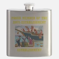 IDEPENDENCE DAY Tea Party Flask