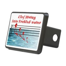 clef diving Hitch Cover