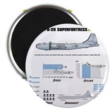 B-29shirt_back Magnet