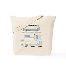 B-29shirt_back Tote Bag