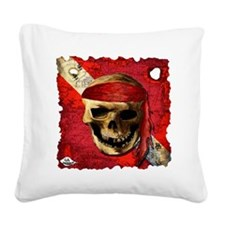 new t-shirt 5 Square Canvas Pillow