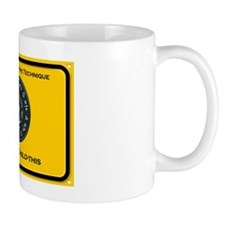 rate pitch pipe Mug