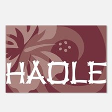 Haole22 Postcards (Package of 8)