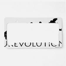 Ukevolution License Plate Holder