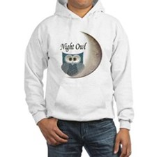 Night Owl Jumper Hoody