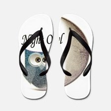 Night Owl Flip Flops
