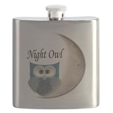 Night Owl Flask