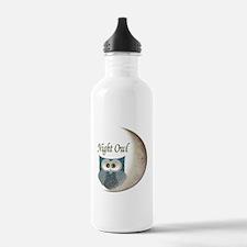 Night Owl Sports Water Bottle