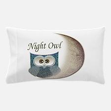 Night Owl Pillow Case
