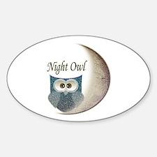 Night Owl Bumper Stickers