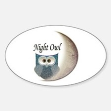 Night Owl Decal
