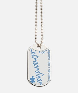 extraordinary-daughter-blue-rotated Dog Tags