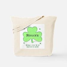 Boxer Heaven Tote Bag