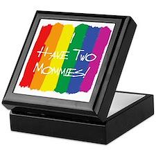 TwoMommies Keepsake Box
