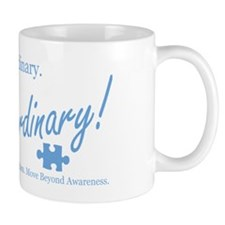 extraordinary-niece-blue-lowered Mug