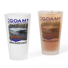 t-shirt Kimber Drinking Glass