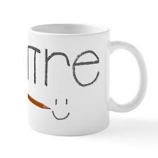 Pencil Inspire Small Mug